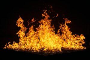 Fear of fire
