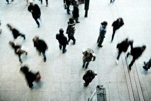 Fear of public space